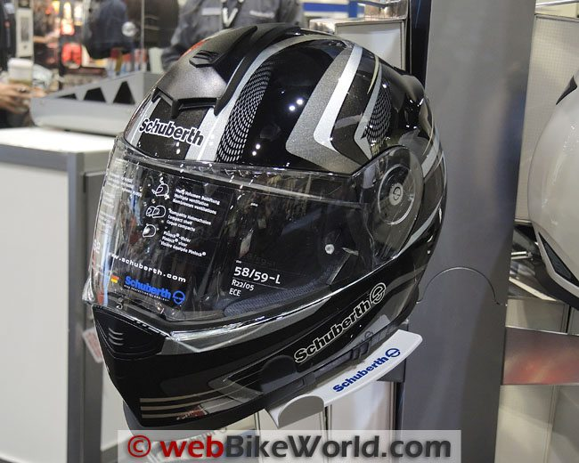 SCHUBERTH S2 Black