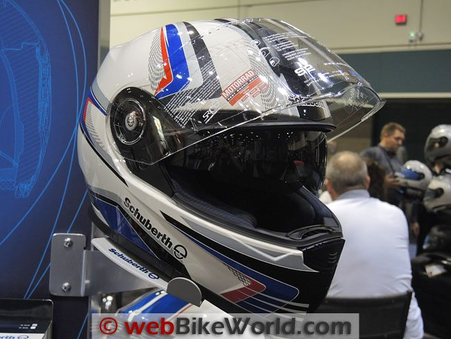 Schuberth S2 BMW Motorsport Colors