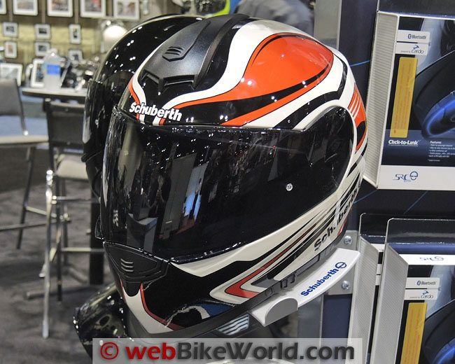 SCHUBERTH S2 Red