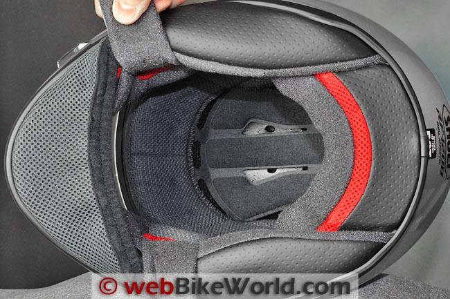 Shoei RF-1200 Helmet Liner