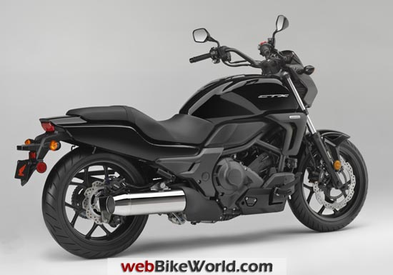 2014 Honda CTX700ND With DCT and ABS Right Side