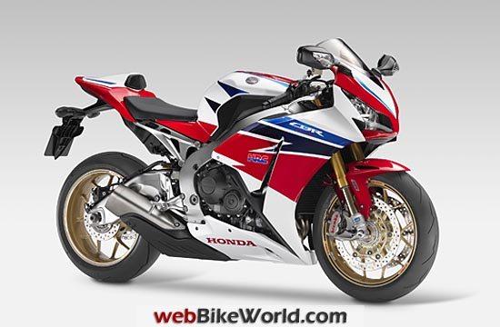 2014 Honda CBR1000RRSP