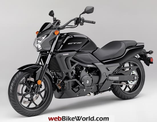 2014 Honda CTX700ND With DCT and ABS