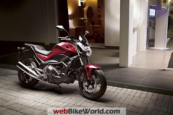 2014 Honda NC750S