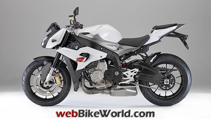 BMW S 1000 R White