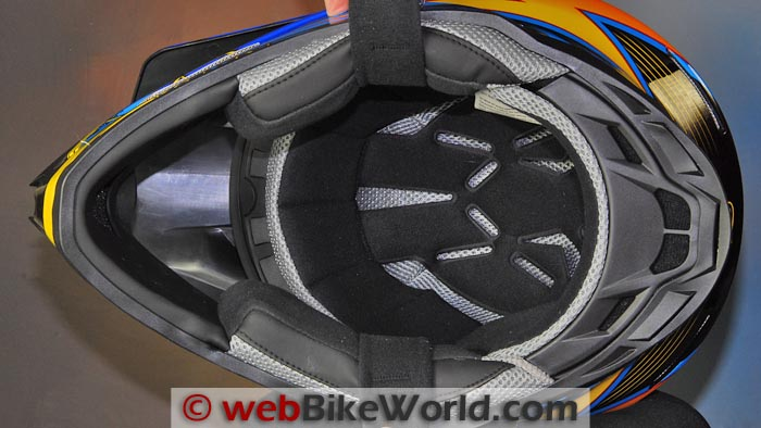 Fulmer RX4 Helmet Liner