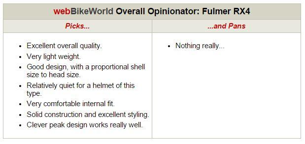 Fulmer RX4 Opinionator