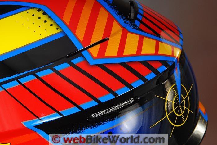 Fulmer RX4 Rear Vents