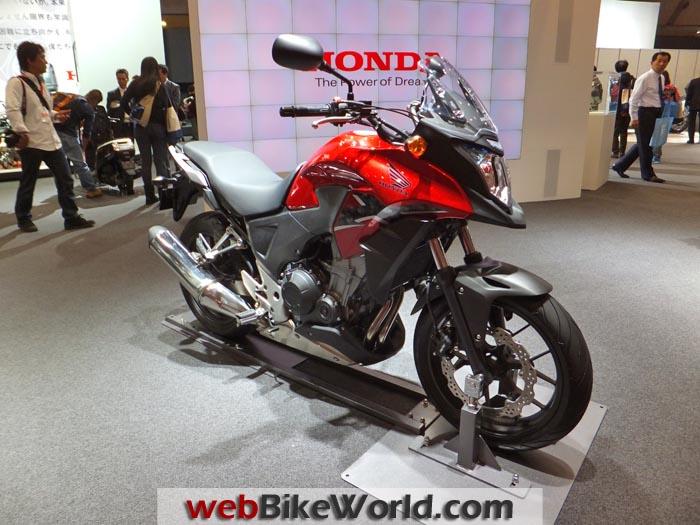 Honda 400X