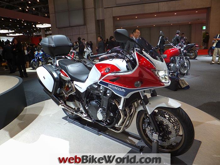 Honda CB1300S Super Bol d'Or