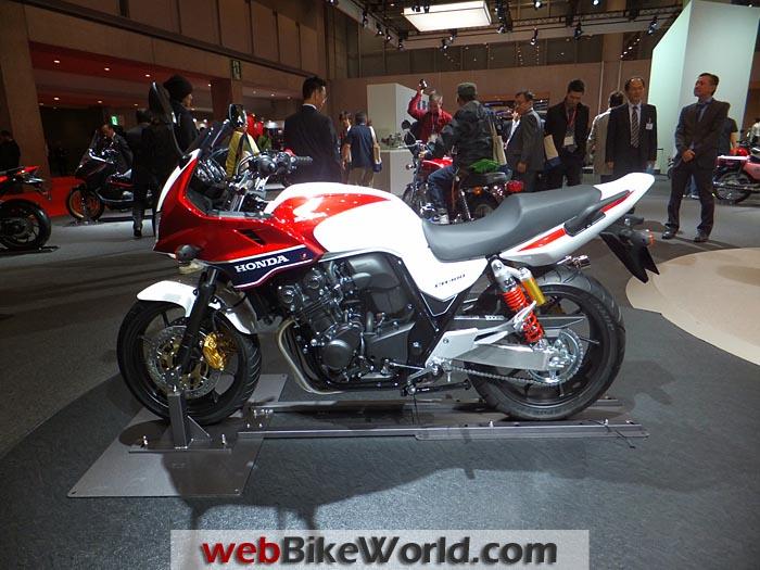 Honda CB400S Super Bol d'Or