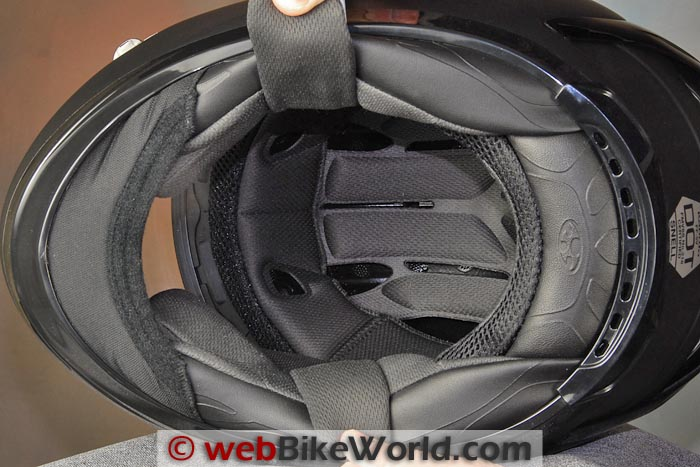 Kabuto FF5V Helmet Liner
