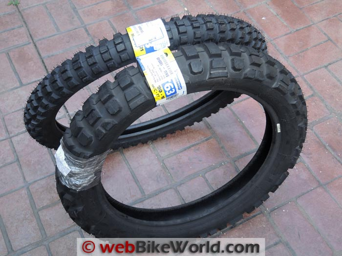 Michelin T63 Tires