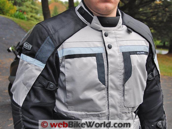 Pilot Trans-Urban Jacket Chest