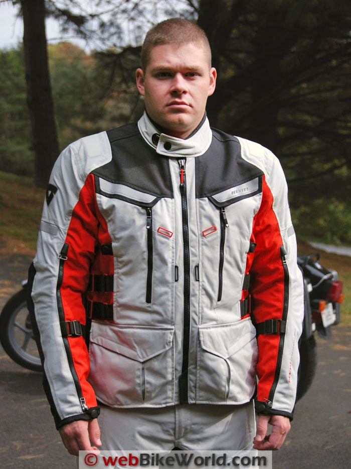 REV'IT! Sand II Jacket Outdoors
