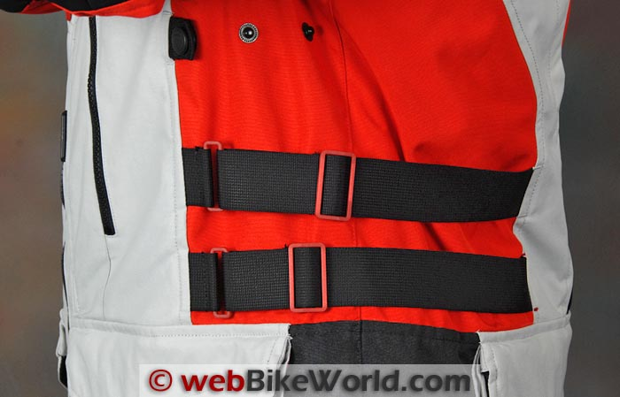 REV'IT! Sand 2 Jacket Waist Adjuster