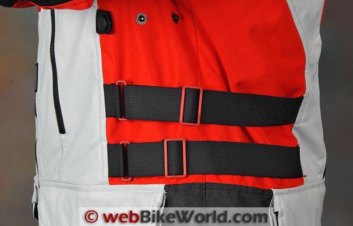REV'IT! Sand 2 Jacket Waist Adjuster