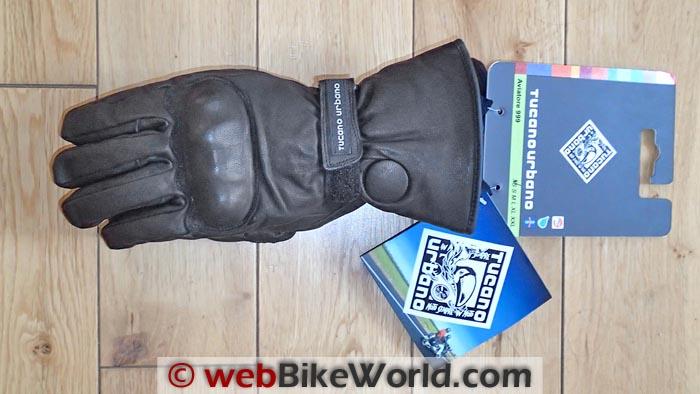 Tucano Urbano Gloves Strap