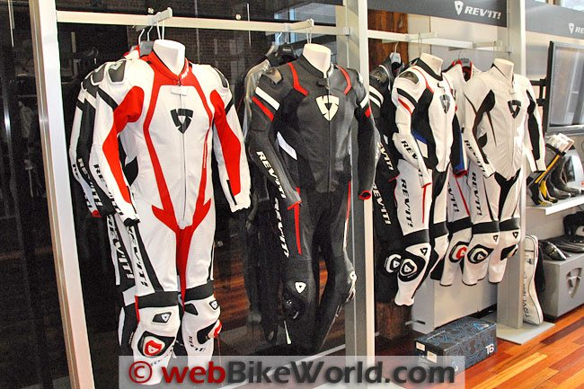 REV'IT! Leather Suit Collection