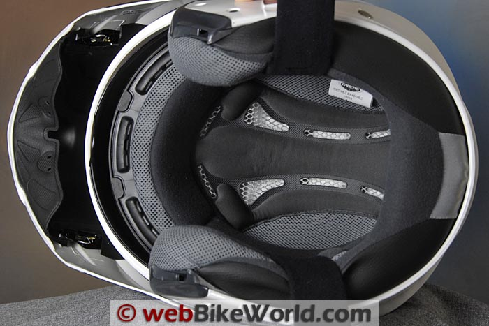 Caberg Tourmax Helmet Liner