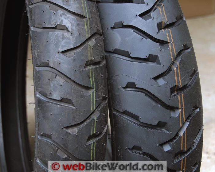 michelin anakee 3 tire review webbikeworld. Black Bedroom Furniture Sets. Home Design Ideas