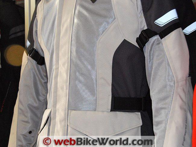 REV'IT! Levante Jacket Close-up