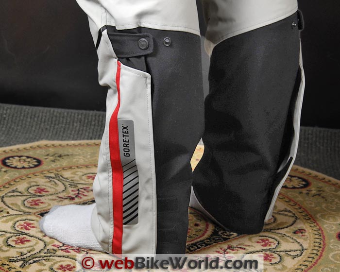 REV'IT! Poseidon GTX Pants Lower Leg