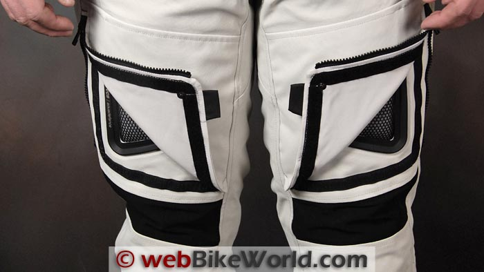 REV'IT! Poseidon GTX Pants Vents
