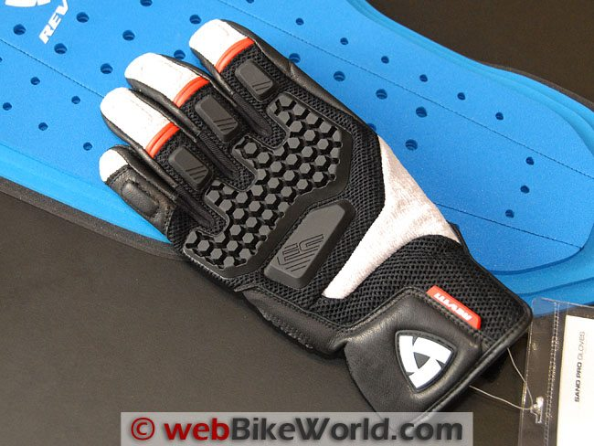 REV'IT! Sand Pro Glove Close-up