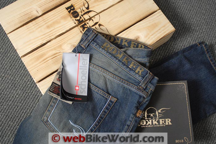 Rokker Jeans Packaging