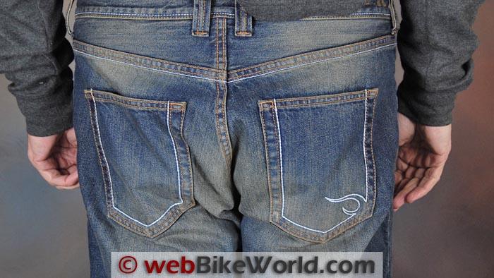 Rokker Original Jeans Seat