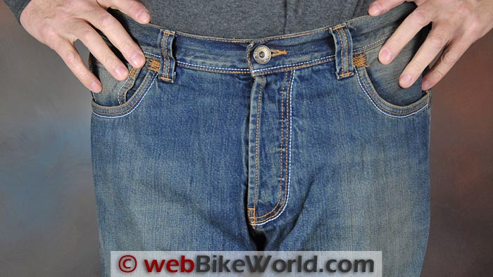 Rokker Original Jeans Waist