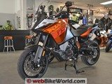2014 KTM Adventure in Orange