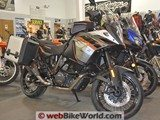 2014 KTM Adventure With Accessories