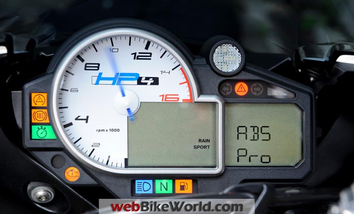 BMW ABS Pro Indicator