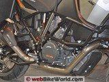 KTM 1190 Adventure Engine Right Side