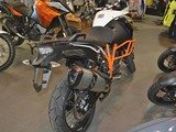 KTM 1190 Adventure R Rear View