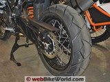 KTM 1190 Adventure Rear Wheel