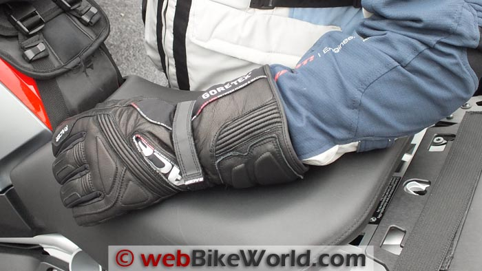 Racer Advance Gloves Gauntlet