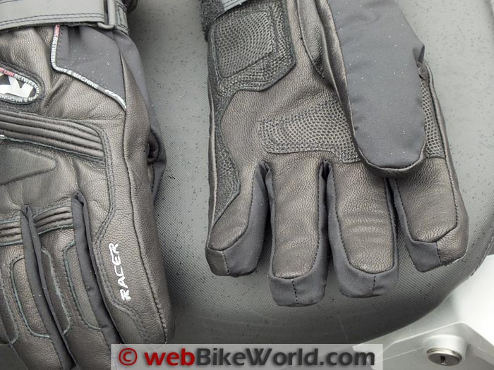 Racer Advance Gloves Review Webbikeworld