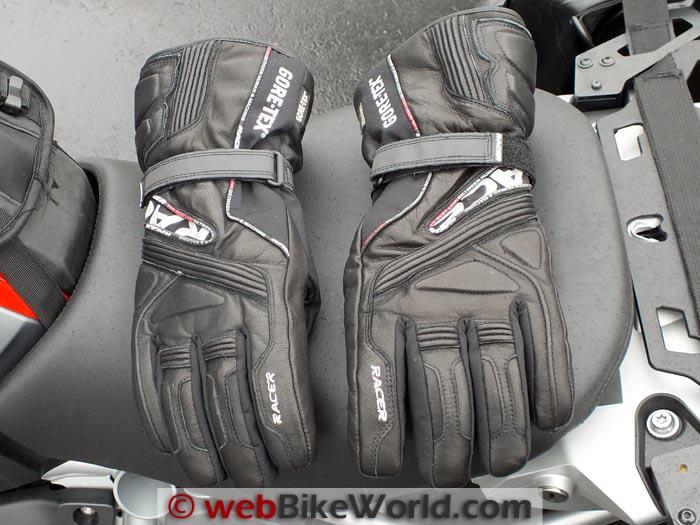 Racer Advance Gloves Tops