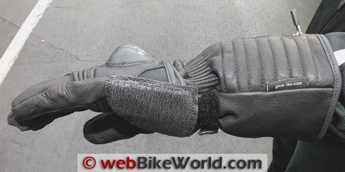 Racer Elevate Gloves Palm Superfabric