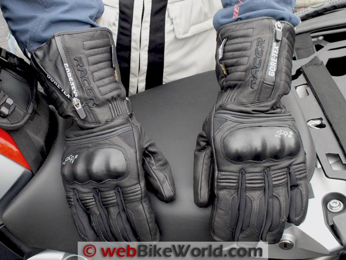 Racer Elevate Gloves