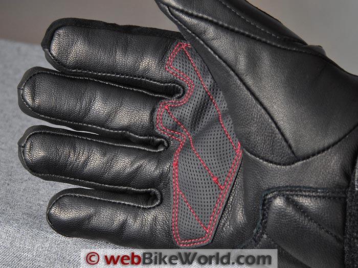 REV'IT! Oceanus GTX Gloves Palm Close-up