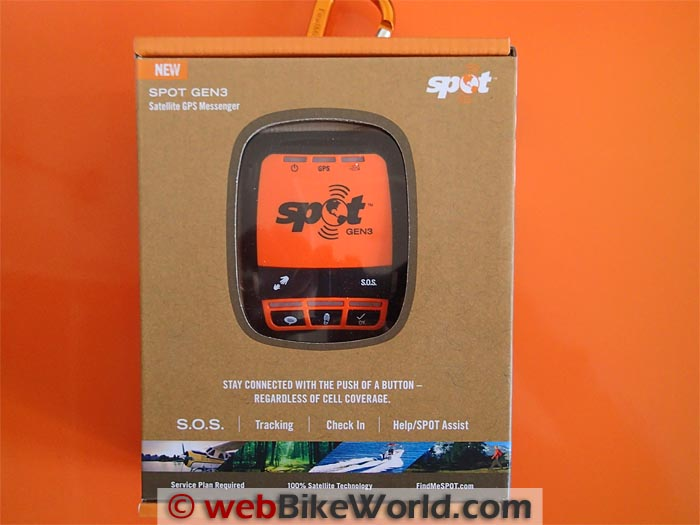 Spot 3 GPS Tracking Device