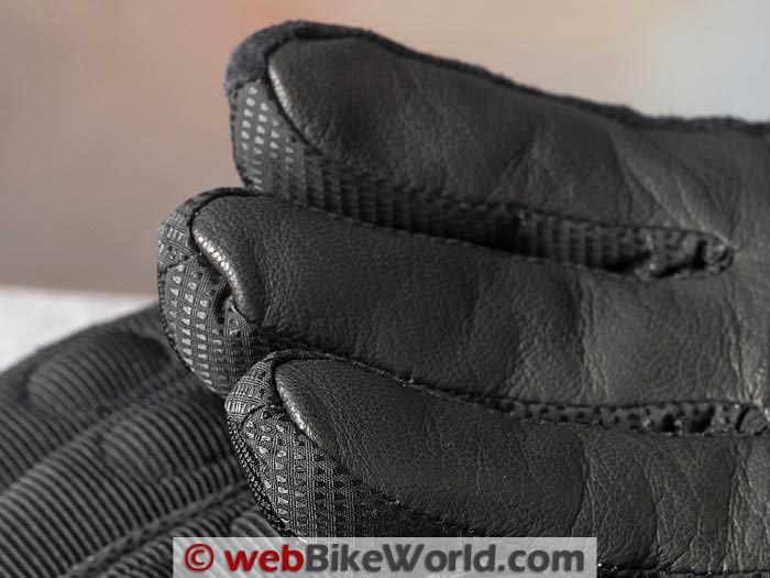 Tucano Urbano Seppia Invernale Gloves Fingertips
