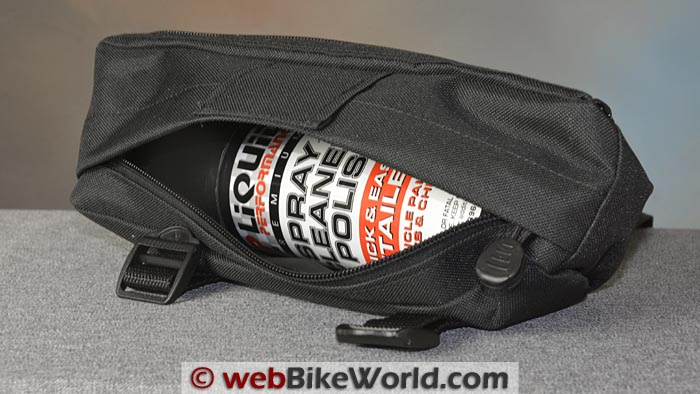 Handlebar Bag Internal Size