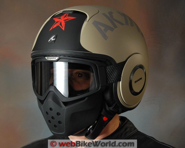 Shark Raw Helmet
