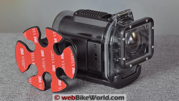Midland XTC400VP Camera With Side Mount