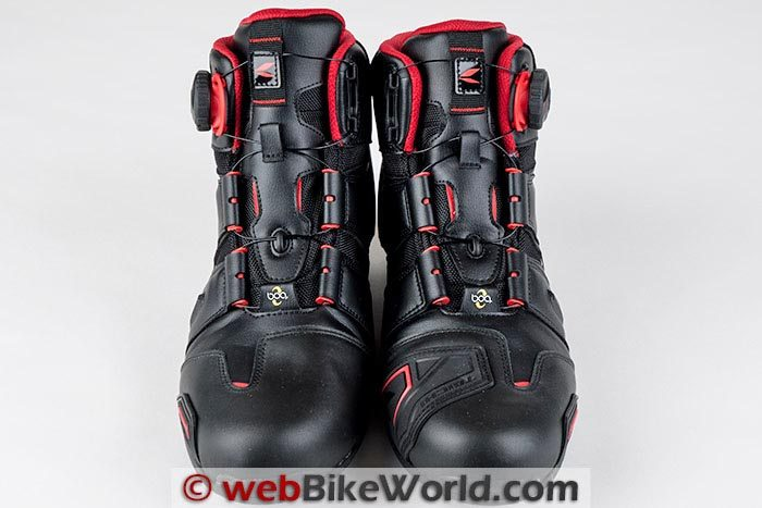 RS Taichi RSS006 Boots Taichi RSS006 Boots Front Full View